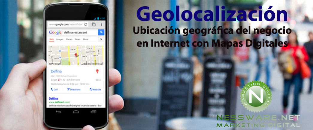 Geolocalización: Cuarta Pieza Del Marketing Digital Exitoso