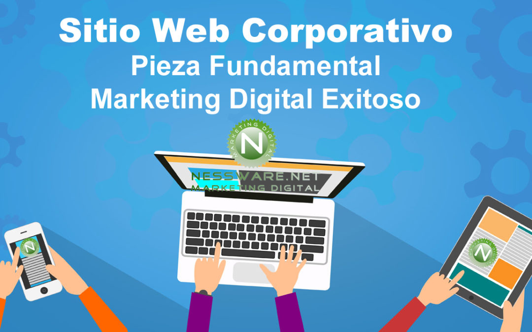 La Web Pieza Fundamental Del Marketing Digital