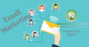prospeccion – email marketing – nessware.net-