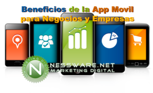 beneficios-apps-moviles-negocios-empresas-nessware